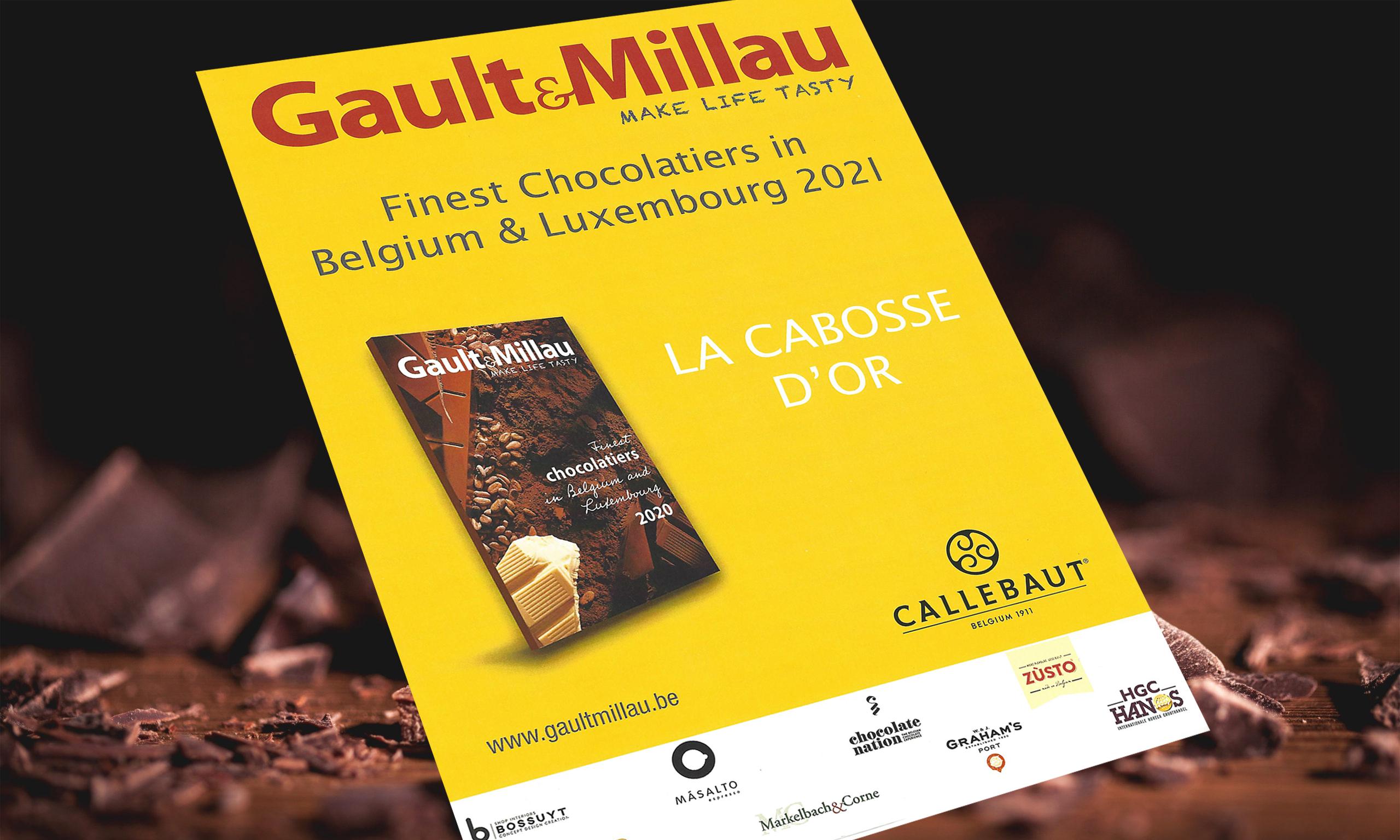 Gault & Millau et chocolat