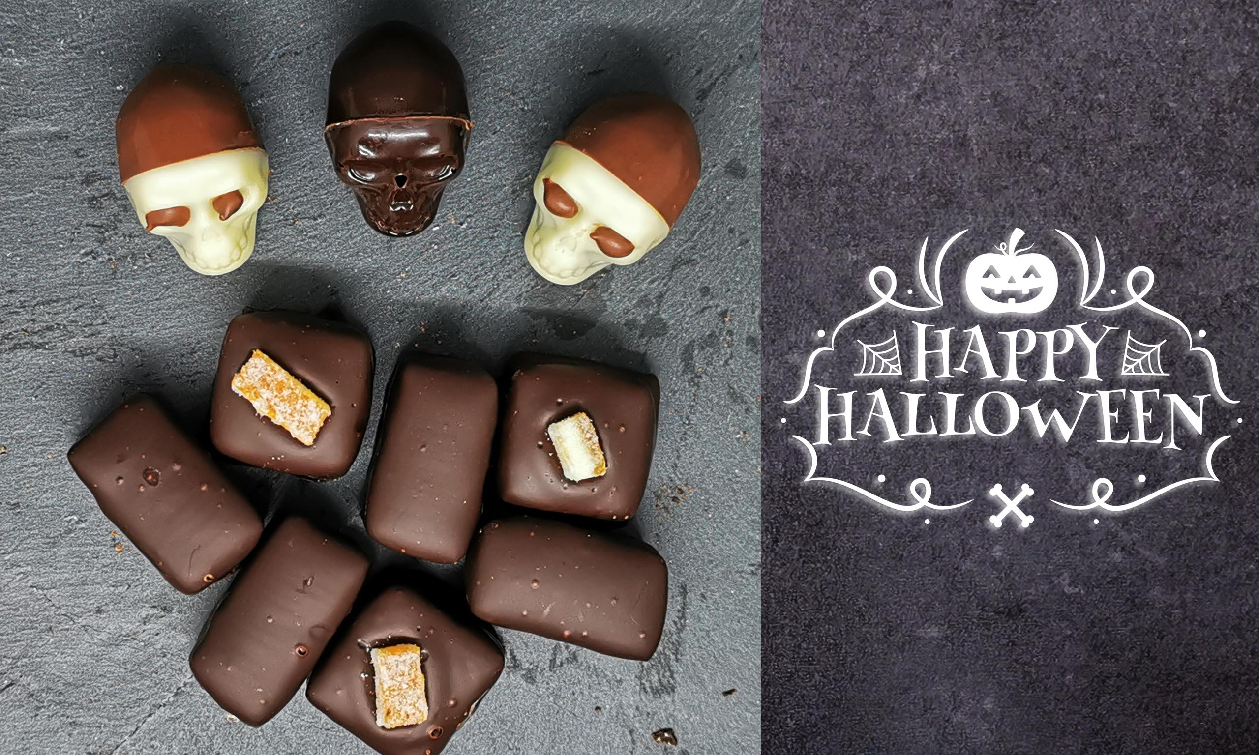 Chocolat Halloween
