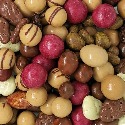 Bille en chocolat