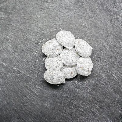 Boule de neige au chocolat artisanale