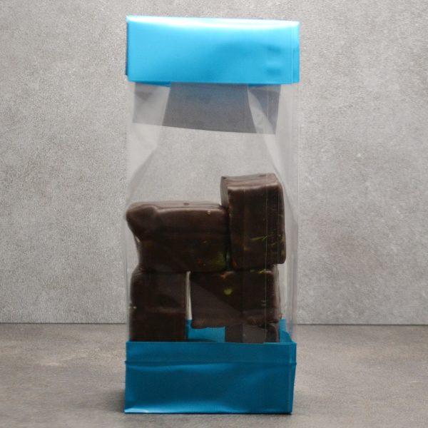 Lard chocolat artisanal