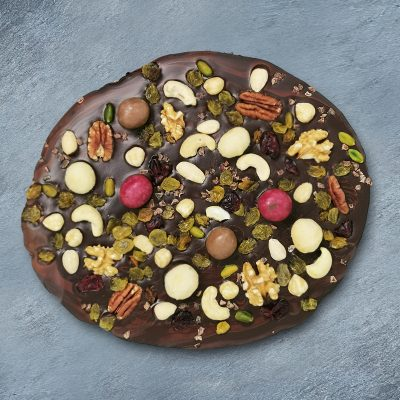 Mendiant géant chocolat