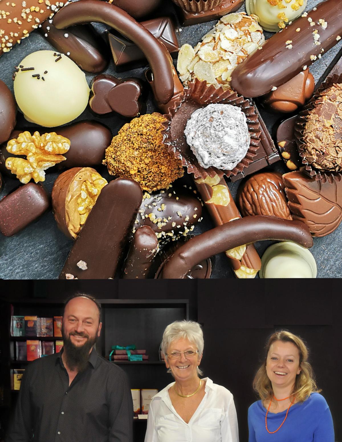 La Cabosse d'Or Chocolatier artisanal
