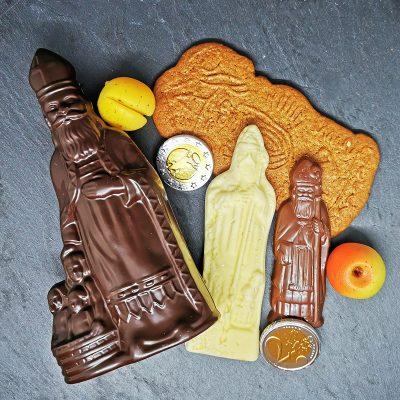 Saint Nicolas sachet garni
