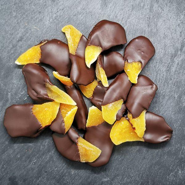 Tranches de mangue